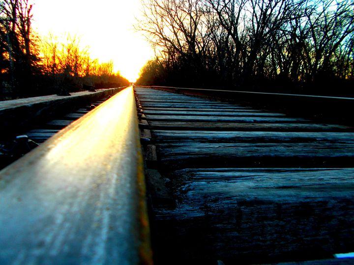 Heavens Railroad - A Flash of Blake