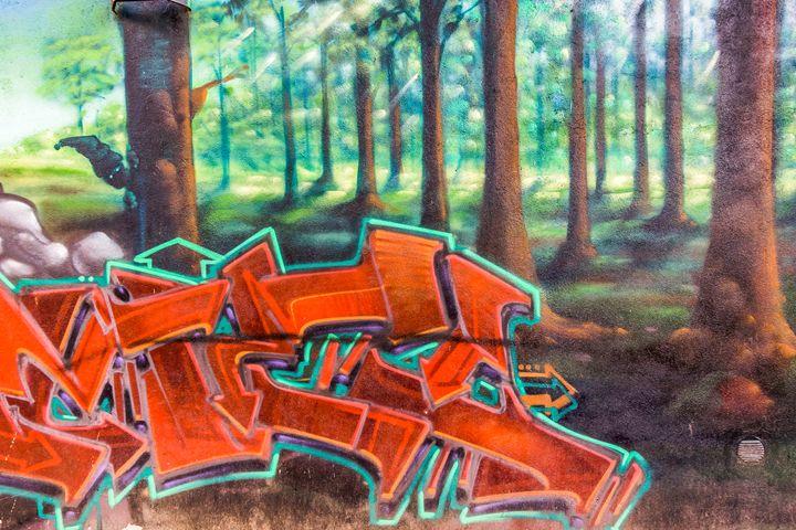 Graffiti Art - ArtQuests