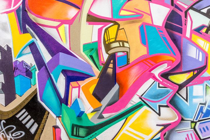Graffiti Art - ArtQuests