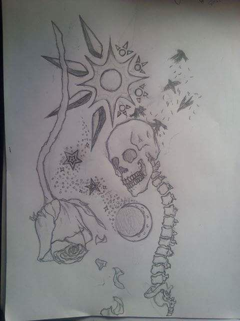 Art for tatt or design. - Jonasd