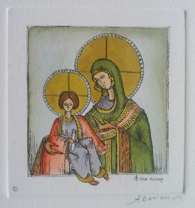 Religious Series #8 - Dan Mitra