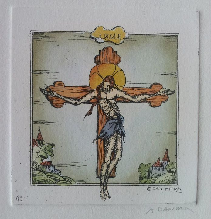 Religious Series #11 - Dan Mitra