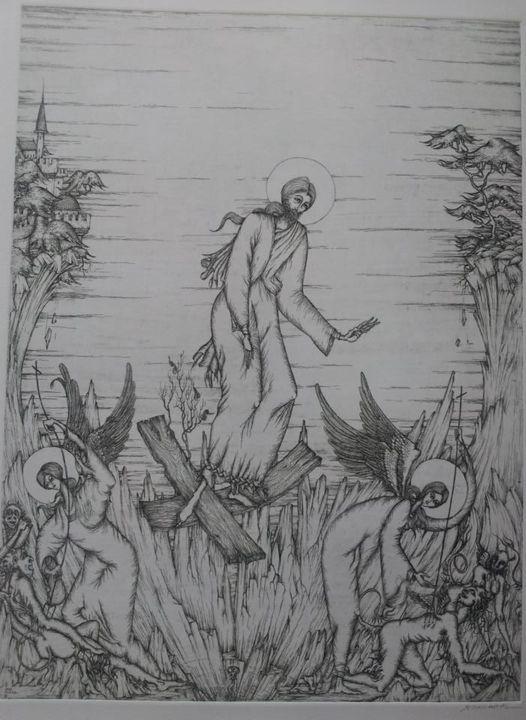 Resurrection - Dan Mitra