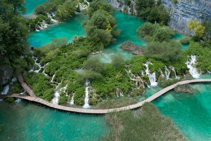 Plitvice - Art photography
