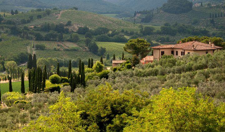 Tuscany - Art photography