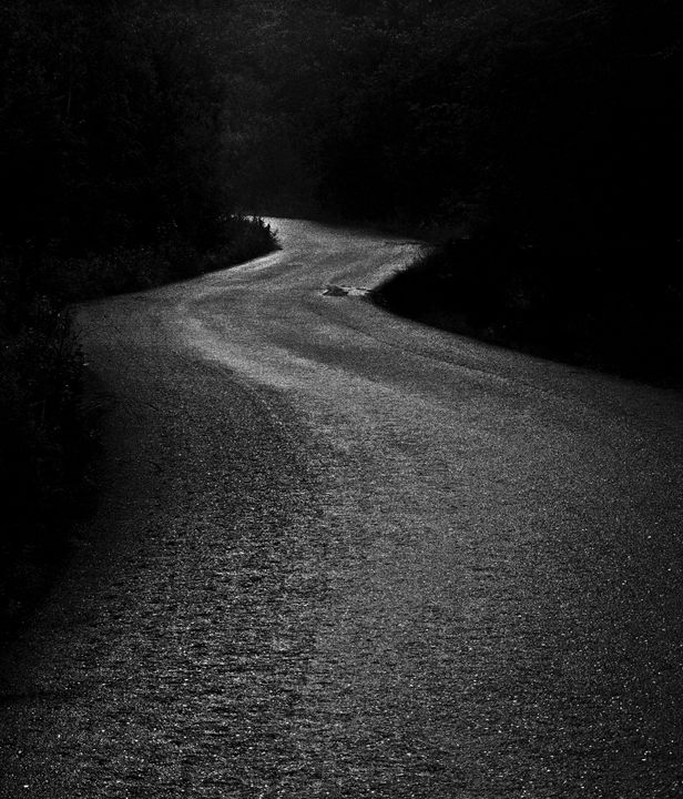 Road - Art photography