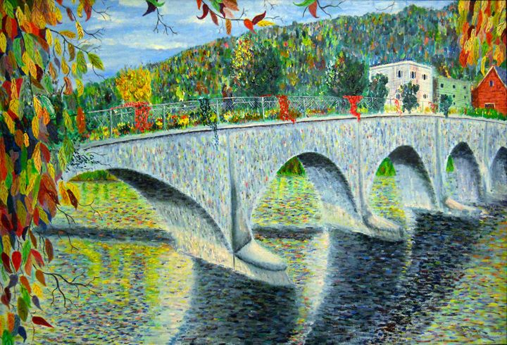 Bridge of Flowers 1of 2 - Robert Rombeiro