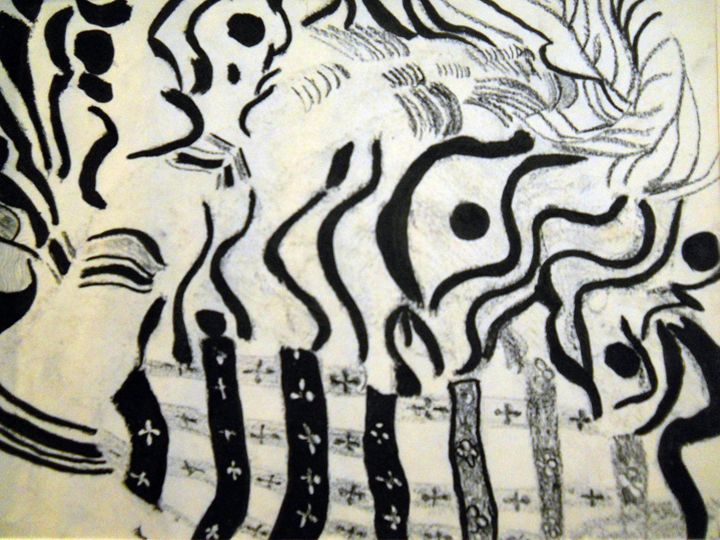 Black and White - Robert Rombeiro
