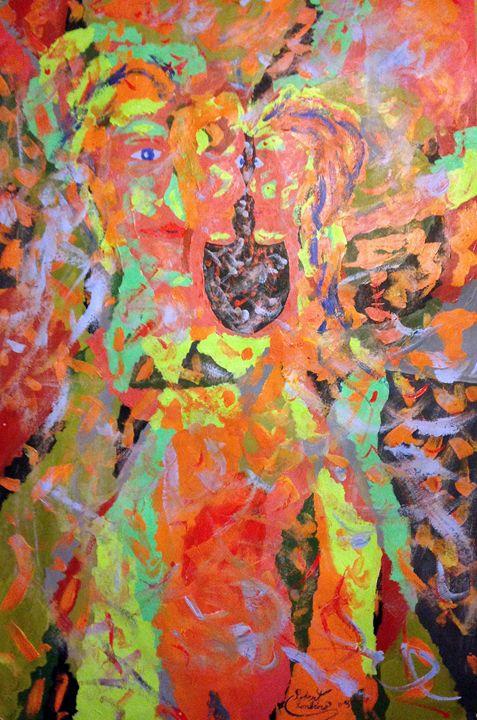 Look Into My Etes - Robert Rombeiro