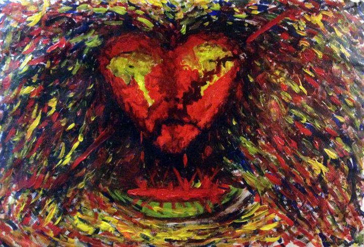 A Broken Heart - Robert Rombeiro