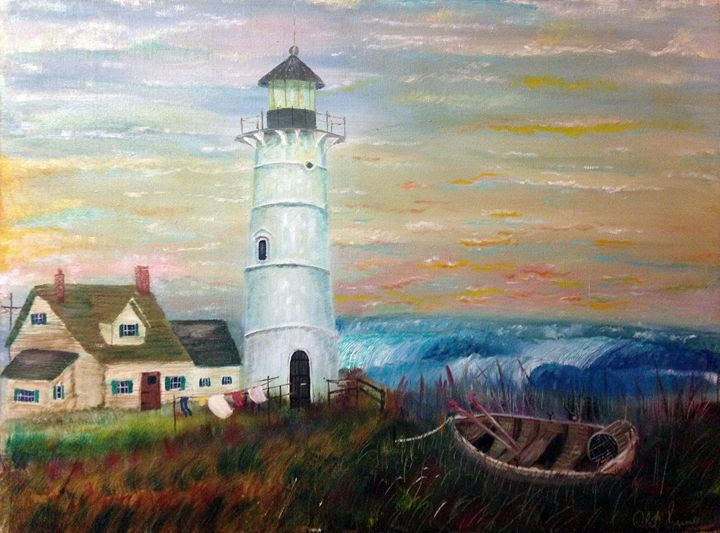 Light House - Robert Rombeiro