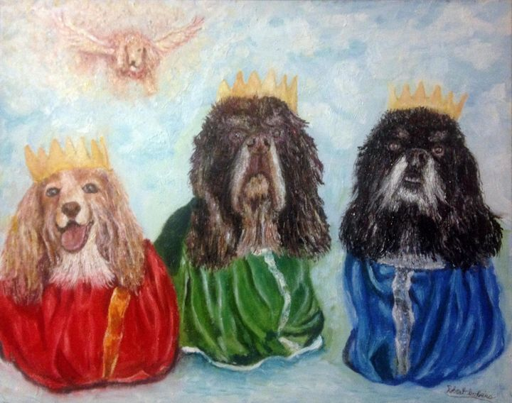 The Three Kings - Robert Rombeiro