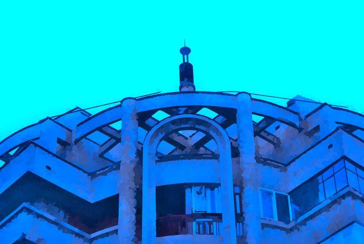 Architecture #2 - wxlfsangel