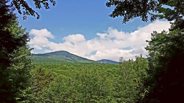 The Mountains in the White Mountains - ELF Natural Beauty