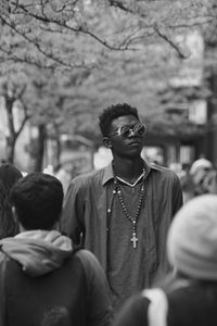 Jean on the Street