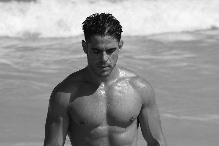 Leo at Ipanema Beach - AJ Paris