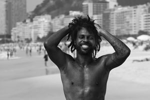 Italo at Copacabana Beach