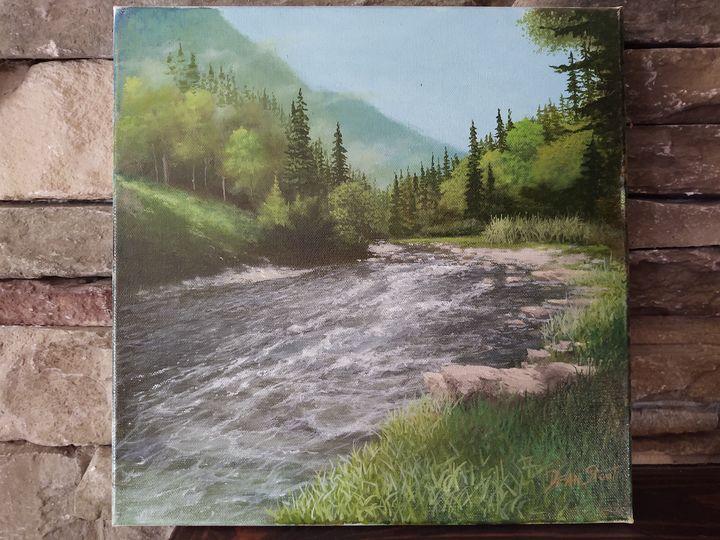 Colorado River - Dean Stout Studios