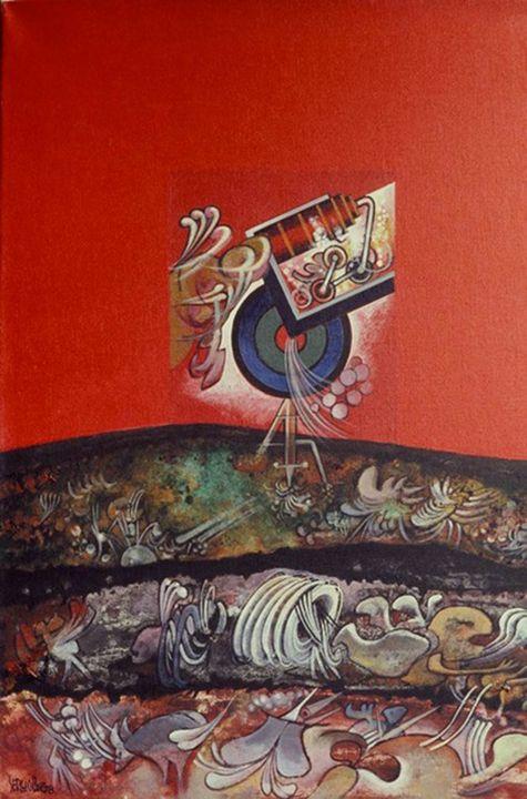 Substrata - Sergio Ruiz Cuban Master Painter