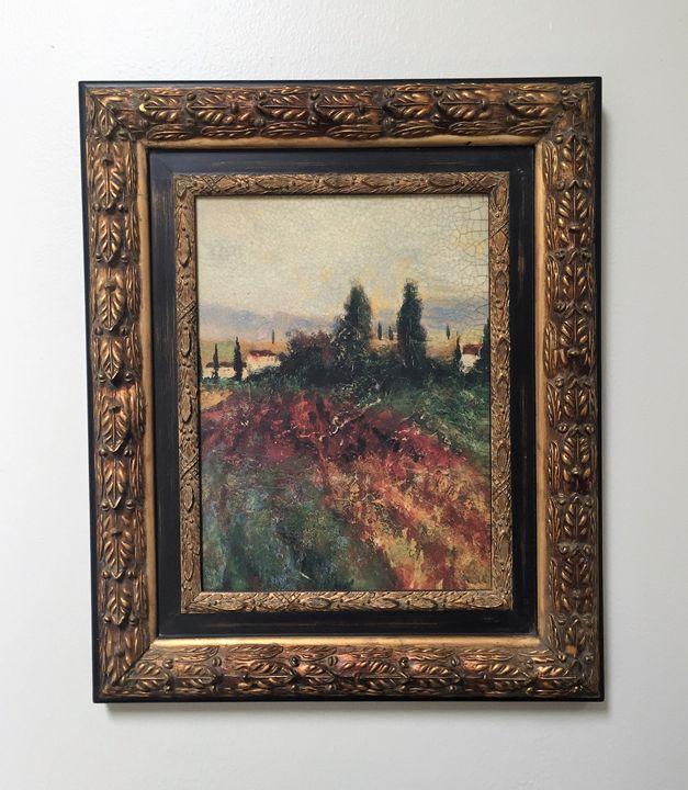 European Farmland - Exquisite Art