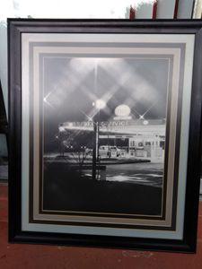 Black and white Esson photo