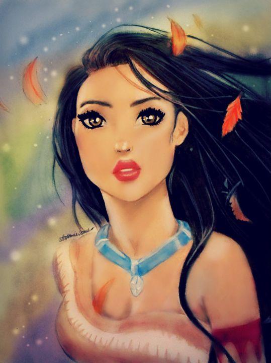 Pocahontas - Stephanie Crews