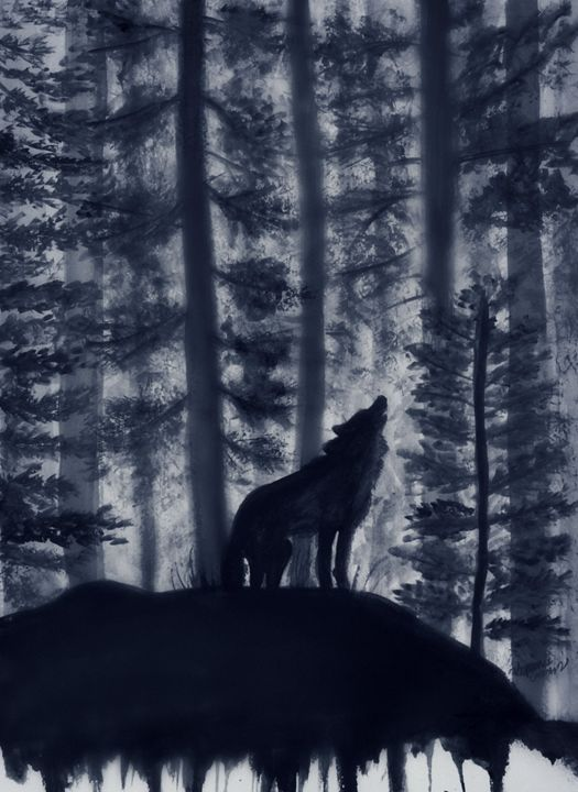 Lone Wolf - Stephanie Crews