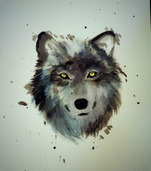 Wolf - Stephanie Crews