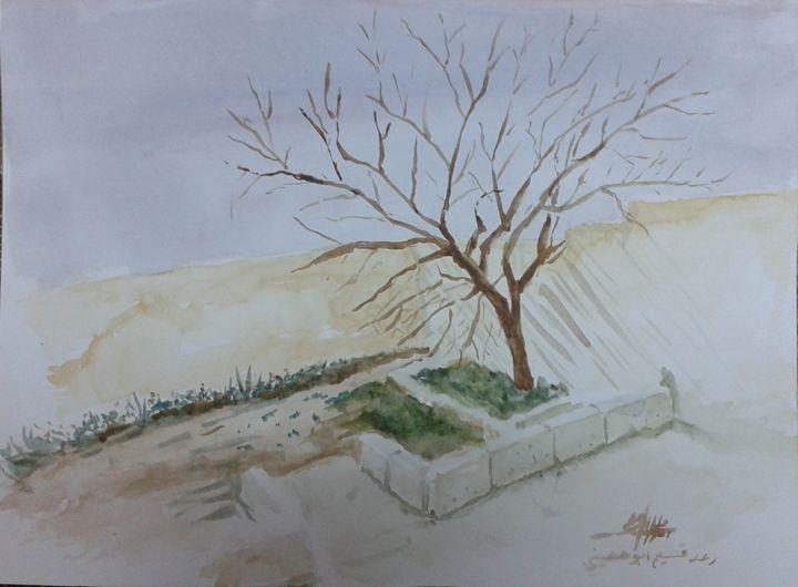 The Almond Tree - Raad Hosieni