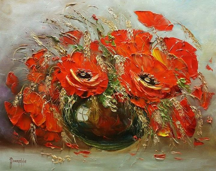 Poppies - The Gallery Design