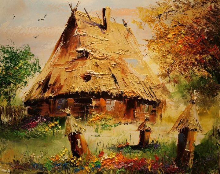 Thatchedd Cottage - The Gallery Design