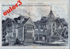 Sir John Halle Hall  1885