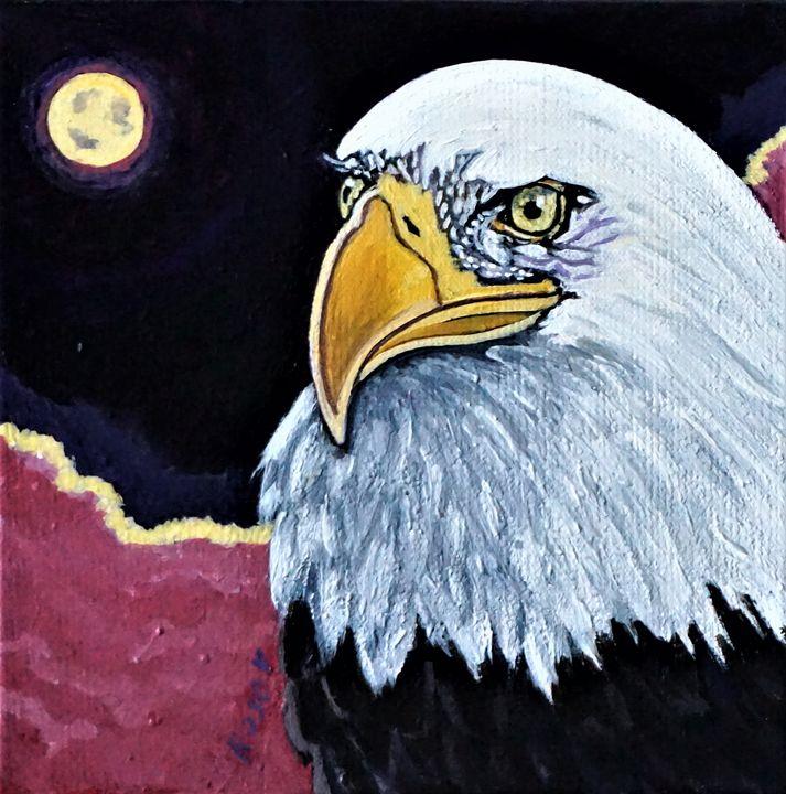 Full Moon Watch - Rose Ananda Heart