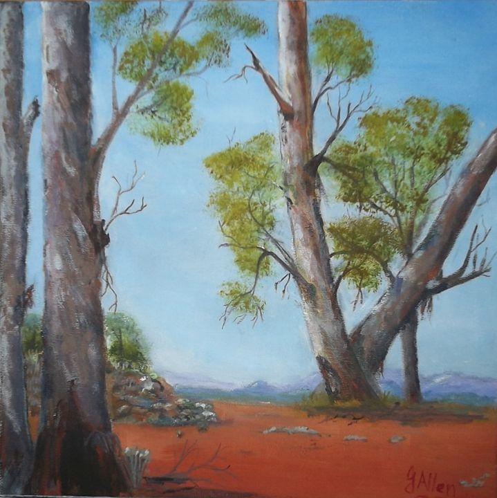 Outback Jack - Art By Jackie