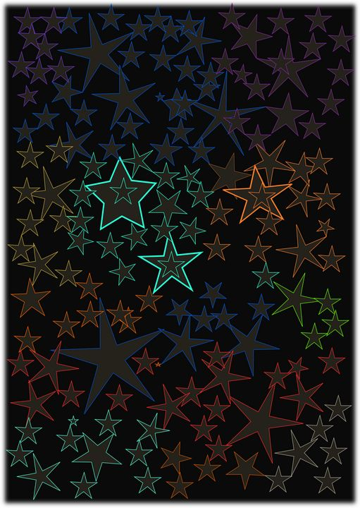 Stars of Life - FreeTimeDigitalArtist