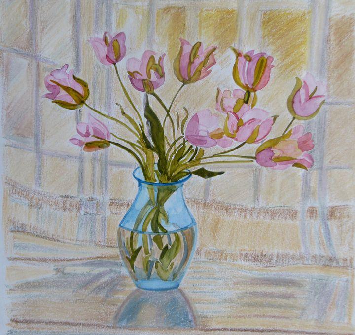 Tulips - Anuprita's