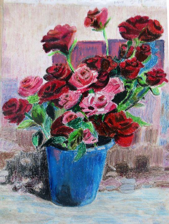 Roses - Anuprita's