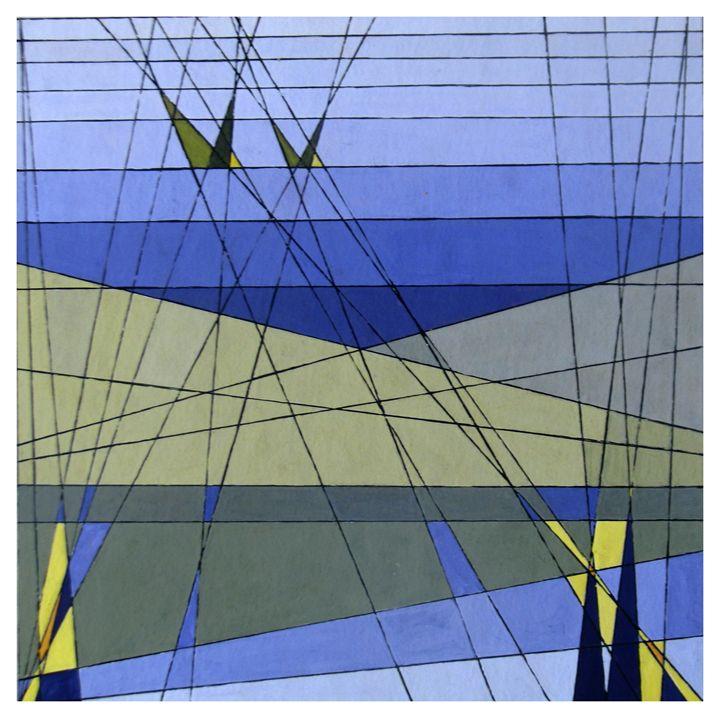 Abstract Painting - Anuprita's