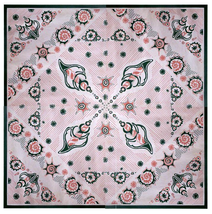 Textile spread - Anuprita's