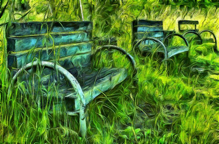 Souls garden - Digital brush