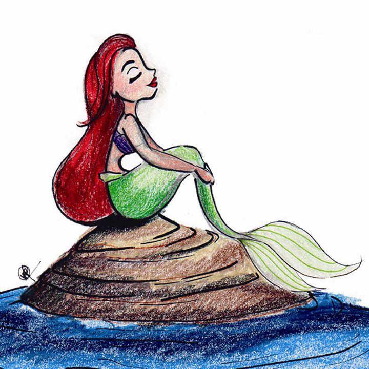 Little Mermaid - Varovi