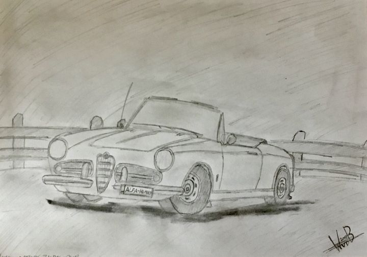Alfa Romeo Roadster - MotorizedGallery