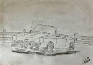 Alfa Romeo Roadster