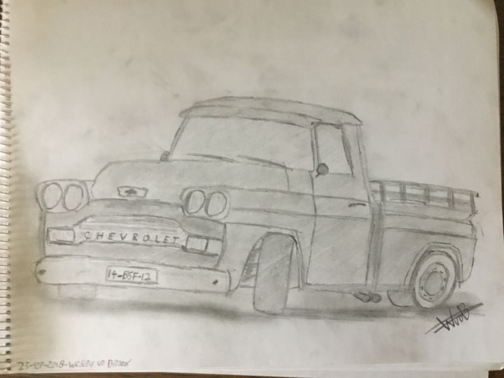 Chevy truck - MotorizedGallery