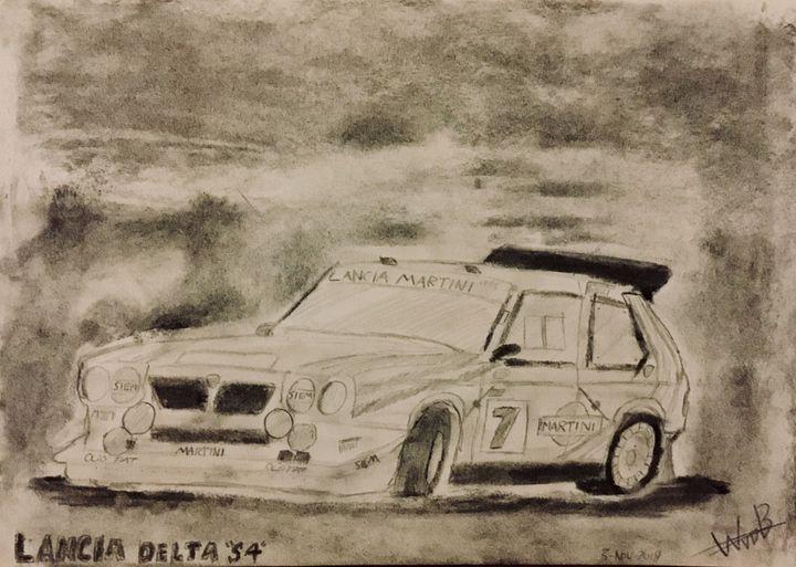 Lancia Delta S4 Group B - MotorizedGallery