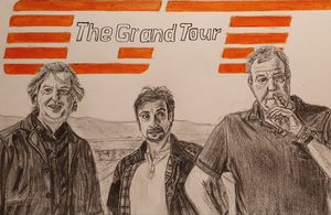 Sketch of The Grand tour
