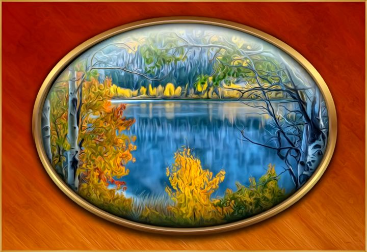 Landscape 9 - Souvenir