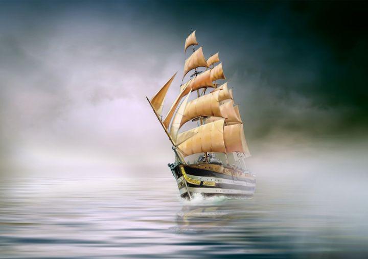 Fog in the Bermuda Triangle - Souvenir