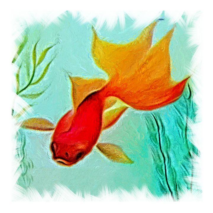 Fish 5 - Souvenir