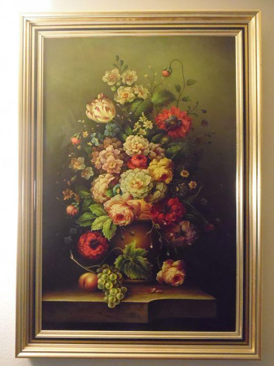Floral top - European